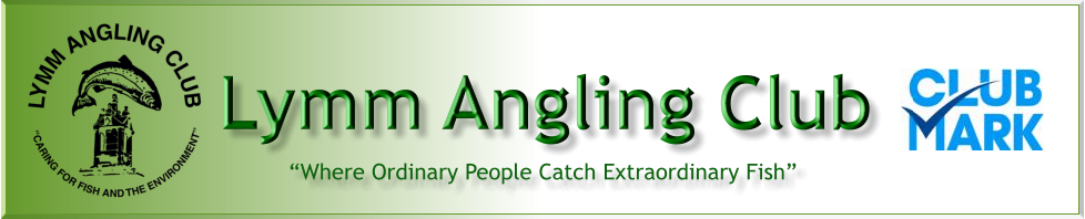 �Where Ordinary People Catch Extraordinary Fish� Lymm Angling Club